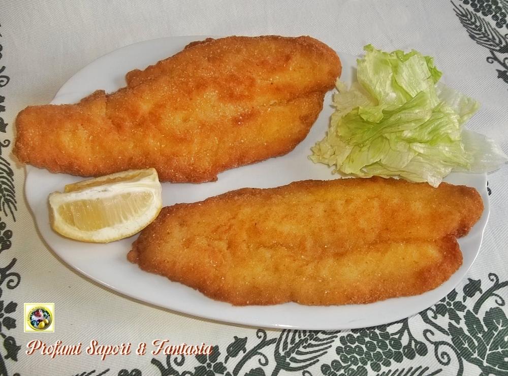 Cotolette di pesce persico, ricetta facile Blog Profumi Sapori & Fantasia