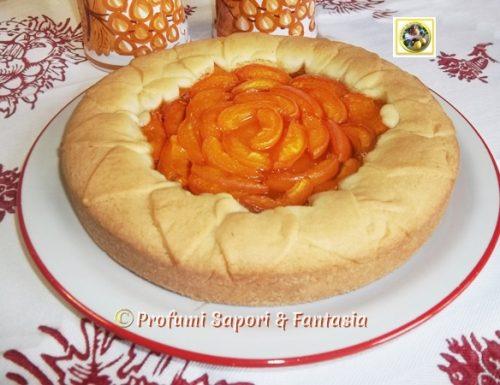 Crostata di albicocche fresche, ricetta golosa