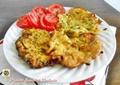 Frittelle con fiori di zucchine