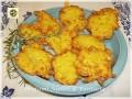 Frittelle croccanti di patate con pecorino e rosmarino