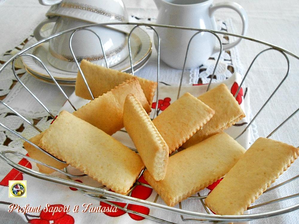 Biscotti di pasta frolla semplici Blog Profumi Sapori & Fantasia