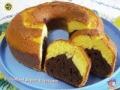 Ciambella alla panna e cacao, ricetta golosa