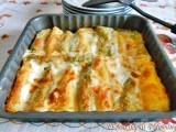 Cannelloni ripieni ai 4 formaggi