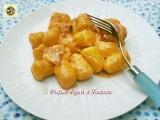 Gnocchi di patate al sugo fume'