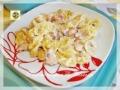 Tortellini al mascarpone con pancetta affumicata