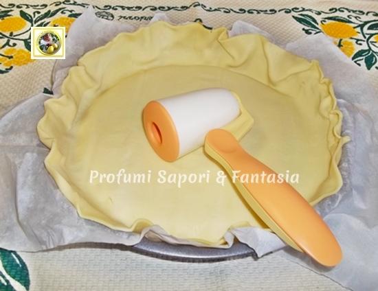 Pasta brise' allo yogurt ricetta base Blog Profumi Sapori & Fantasia