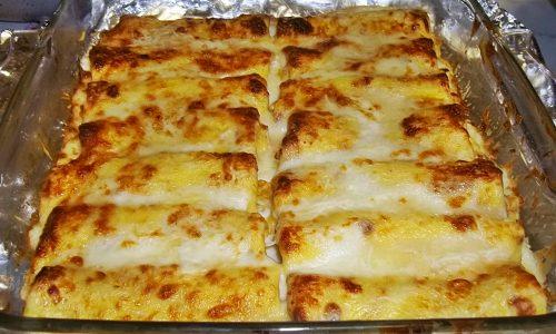 Cannelloni di crespelle sfiziose ricetta