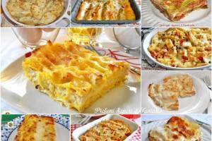 Ricette di pasta al forno scelte per le feste