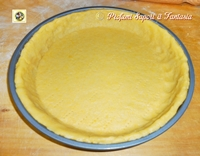 Pasta frolla lievitata ricetta Blog Profumi Sapori & Fantasia