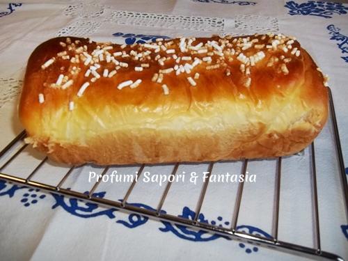 Pan brioche dolce, arrotolato e farcito  Blog Profumi Sapori & Fantasia