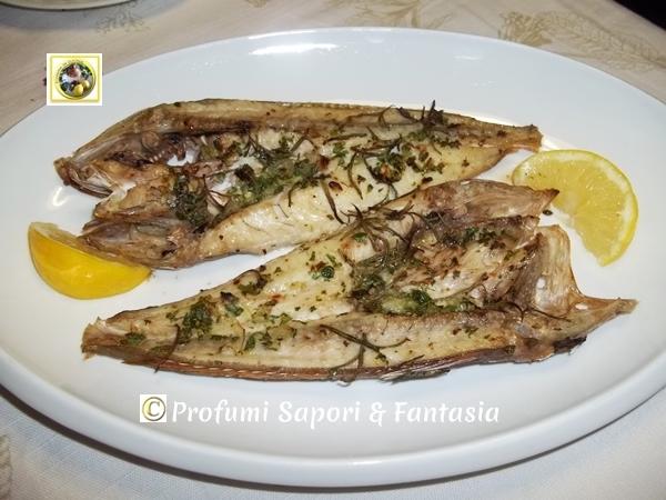 Gallinella di mare al forno ricetta facile  Blog Profumi Sapori & Fantasia