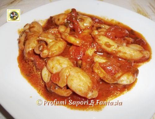 Cosce di rane in umido ricetta gustosa