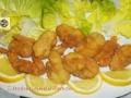 Cosce di rane fritte piccanti, ricetta