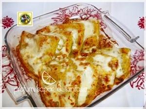 Crespelle al pesto dal ripieno delicato Menu di Pasqua tante ricette facili  Blog Profumi Sapori & Fantasia