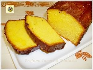 Plumcake allo yogurt, con arancia glassato al cioccolato Menu di Pasqua tante ricette facili  Blog Profumi Sapori & Fantasia