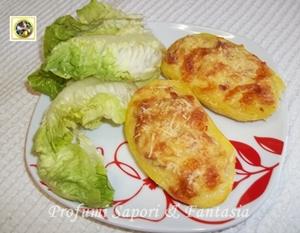 Patate ripiene al forno Menu di Pasqua tante ricette facili  Blog Profumi Sapori & Fantasia
