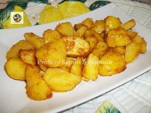 Patate al forno gratinate con paprika e parmigiano Menu di Pasqua tante ricette facili  Blog Profumi Sapori & Fantasia