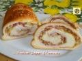 Pan brioche salato farcito ricetta