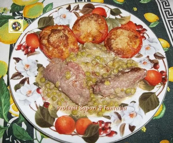 Involtini di vitello ripieni con salame e formaggio Blog Profumi Sapori & Fantasia