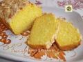 Plum cake alla panna cocco e arancia