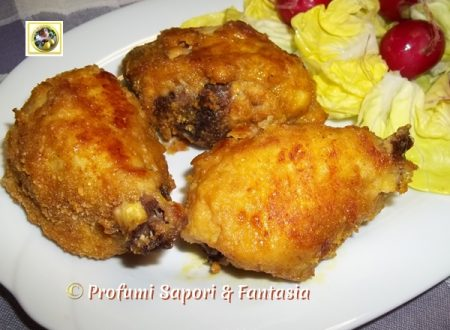 Cosce e sovracosce di pollo archives profumi sapori for Cucinare x diabetici