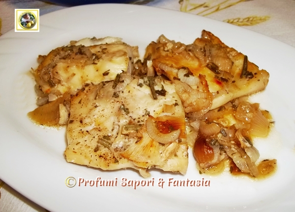 Filetti di pesce persico al forno saporiti - Cucinare pesce persico ...