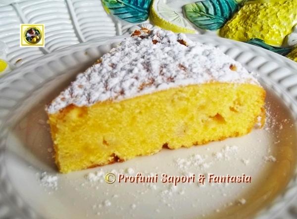 Ricetta di una torta senza lievito