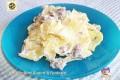 Pappardelle con ricotta e salsiccia ricetta facile