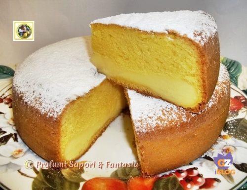 Torta alla crema di limone ricetta