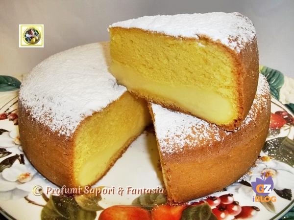 Limone Torta Crema Di Ricetta Alla hCxtQrsd