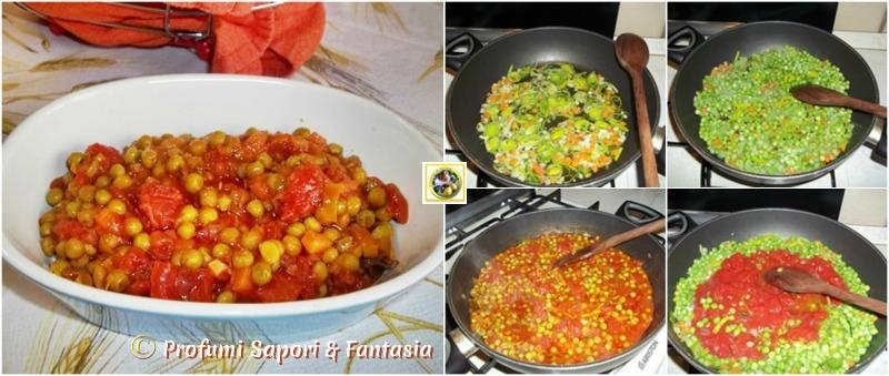 Sugo primavera alle verdure ricetta Blog Profumi Sapori & Fantasia