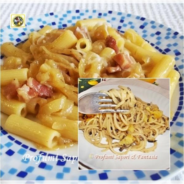 Ricette facili e veloci per pasta for Ricette veloci e semplici