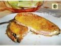 Cotolette di melanzane ripiene, con prosciutto e formaggio