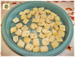 Gnocchi di patate con parmigiano