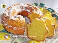 Ciambella soffice al mascarpone ricetta dolce