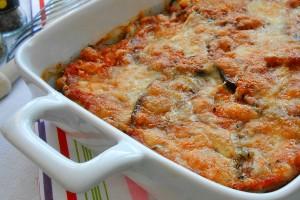 Melanzane alla parmigiana tradizionali