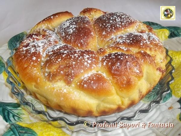 Pan brioche soffice con marmellata di ciliegie Blog Profumi Sapori & Fantasia