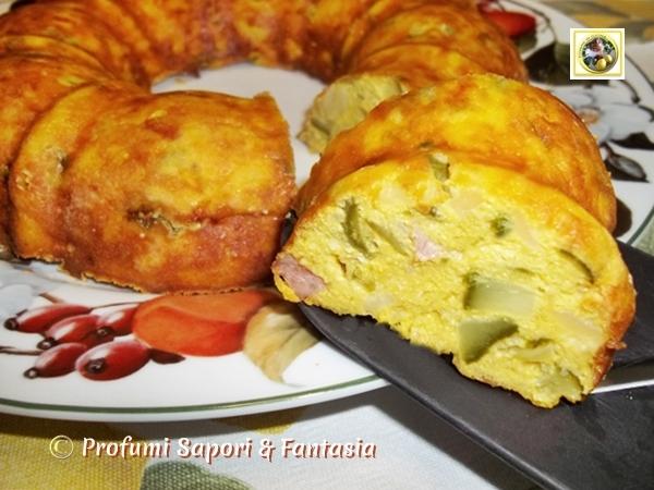 Ricette bimby sformato di zucchine