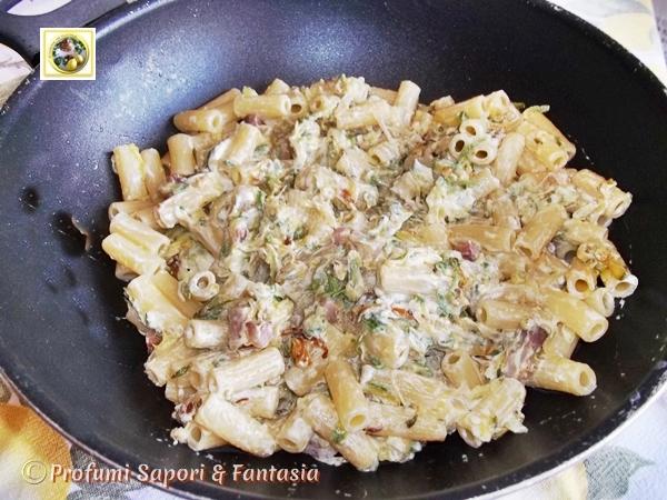 Maccheroncini con zucchine e Philadelphia  Blog Profumi Sapori & Fantasia