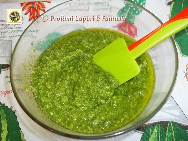 Ricetta pesto con le zucchine bimby