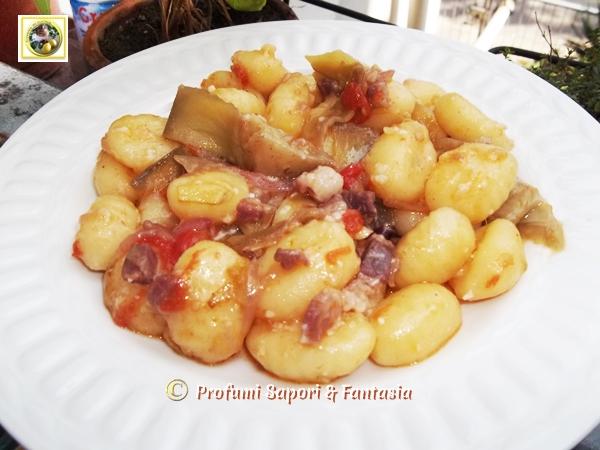 Gnocchi di patate saporiti ricetta  Blog Profumi Sapori & Fantasia