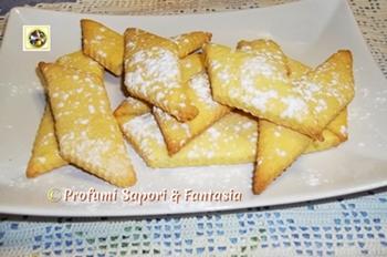Biscotti di frolla alla ricotta ricetta Blog Profumi Sapori & Fantasia