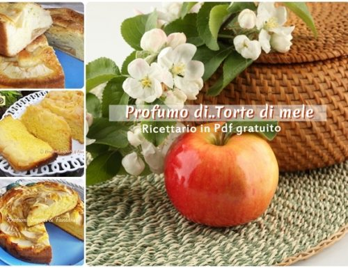Raccolta ricette dolci Pdf Profumo di torte di mele