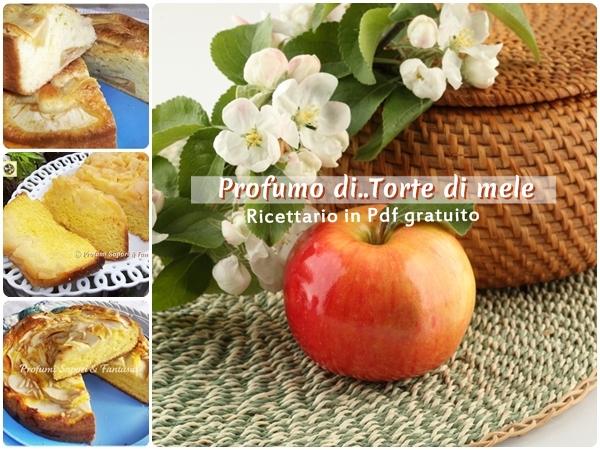 Raccolta ricette dolci Pdf Profumo di torte di mele Profumi Sapori & Fantasia