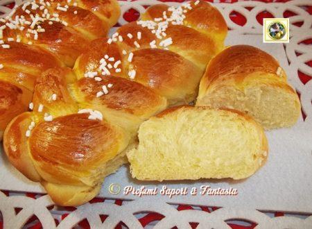 Trecce di pan brioche al burro
