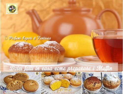 Come preparare i muffin
