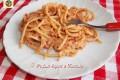Spaghetti integrali pomodoro e ricotta di capra