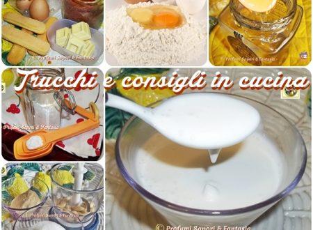 trucchi e consigli in cucina raccolta in pdf archives On trucchi in cucina