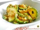 Zucchine in padella con pangrattato aromatico
