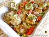 Involtini di zucchine grigliate alla pizzaiola